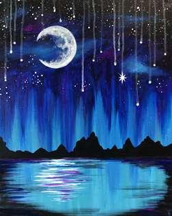 Cosmic Starfall