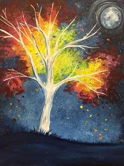Cosmic Tree