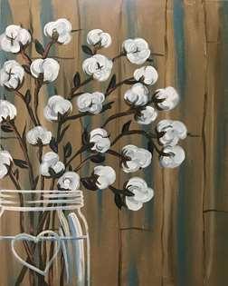 Cotton Blossoms
