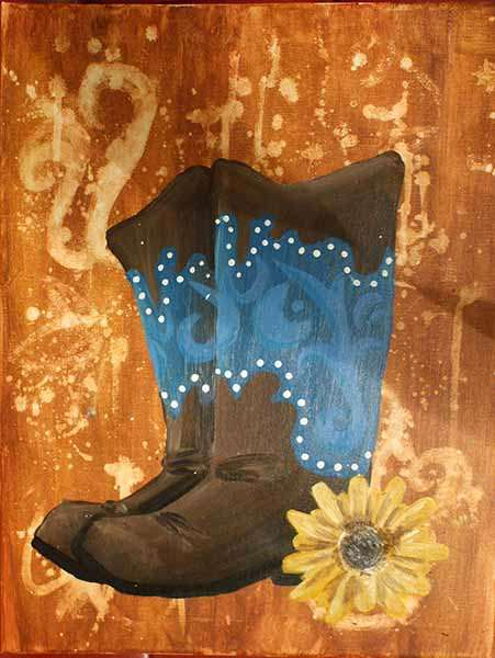 Country Chic Boots