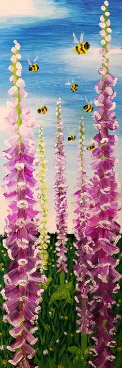 Country Meadow Foxglove