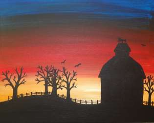 Country Twilight