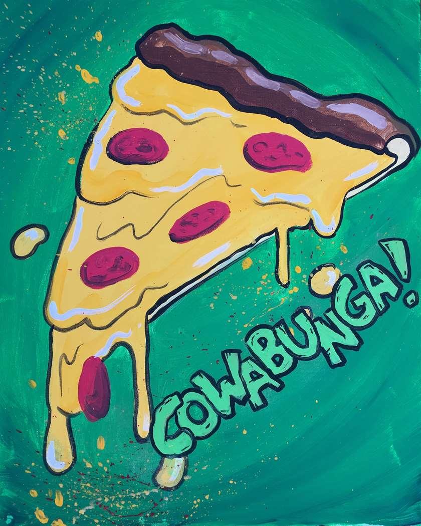 Cowabunga Slice