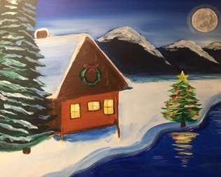 Cozy Holiday Cabin