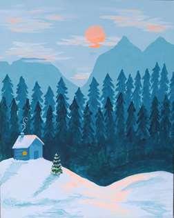 Cozy Mountain Cabin