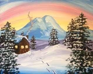Cozy Mountain Cottage