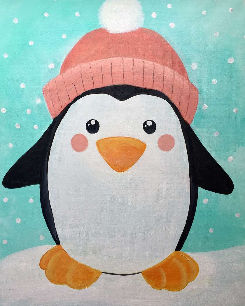 Cozy Penguin