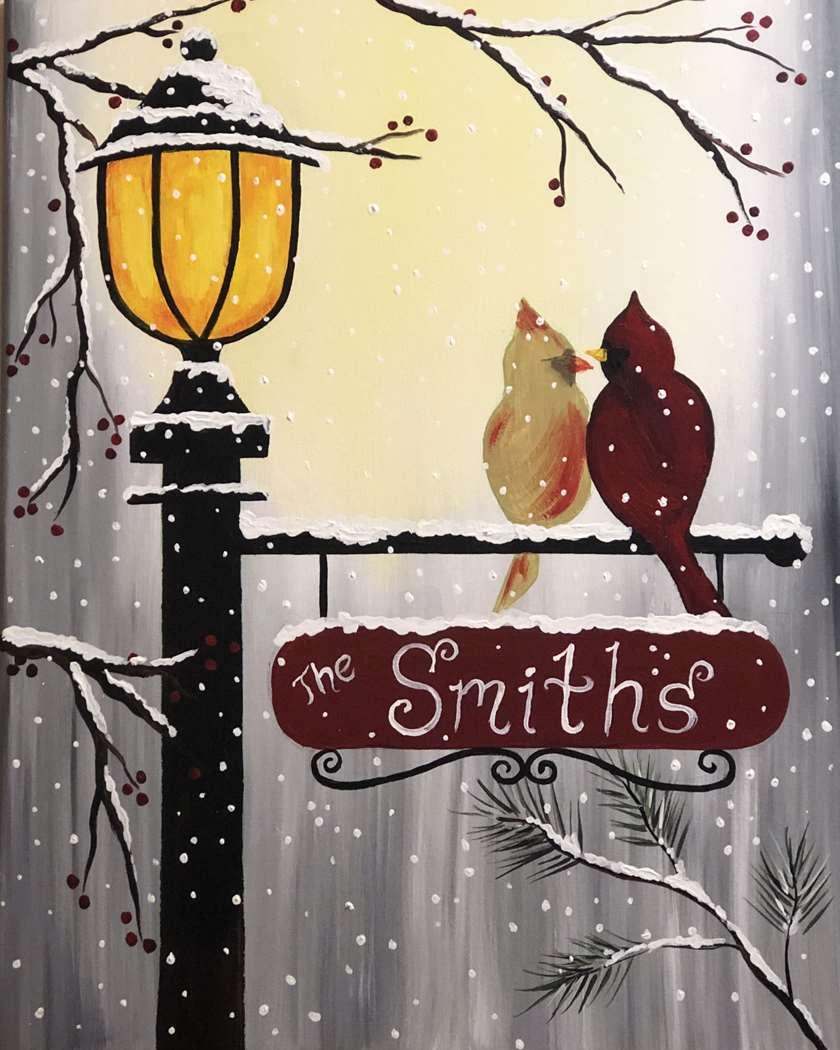 Cozy Winter Love