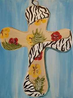 Craft-Lovers Cross!