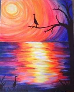 Cranes Eve