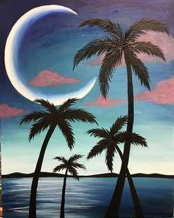 Crescent Palms
