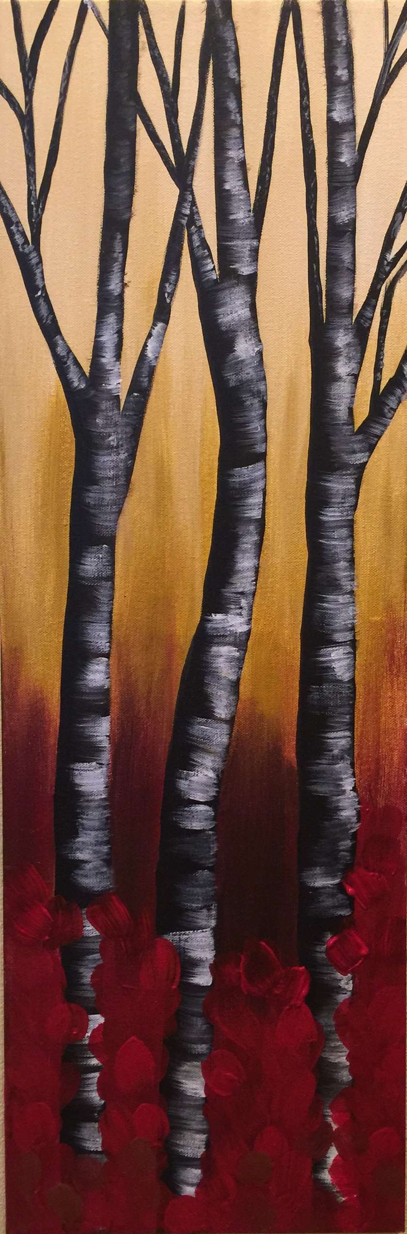 Crimson Birch