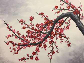 Crimson Blossom
