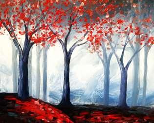 Crimson Pathway