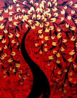 Crimson Wood