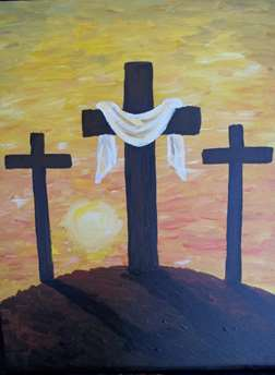 Crosses of Calvary