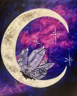 Crystal Moon