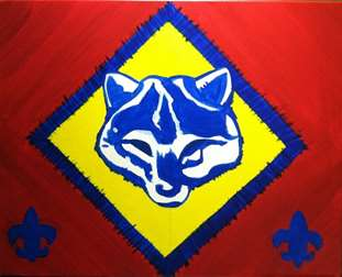 Cub Scout Wolf