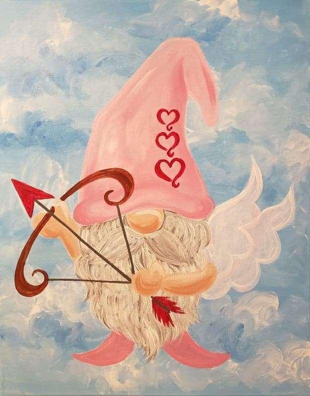 Cupid Gnome