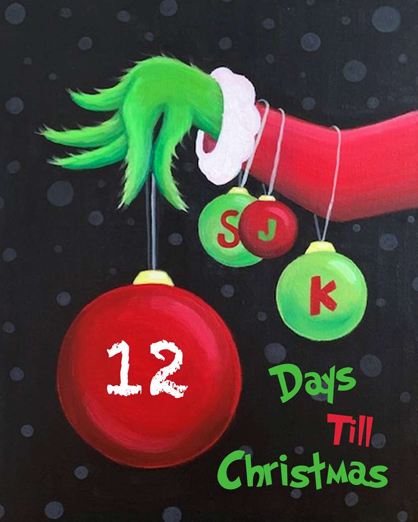 How Many Days Till Christmas From Today.Days Till Christmas Fri Nov 29 7pm At Norman