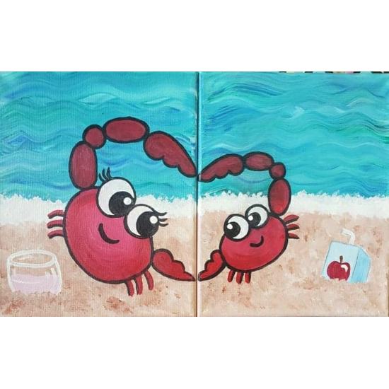 In Studio Event  - Cute Crabs