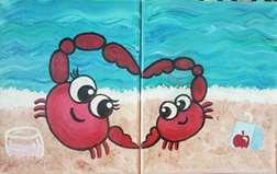 Cute Crabs