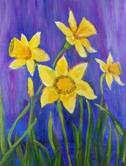 Daffodils Delight