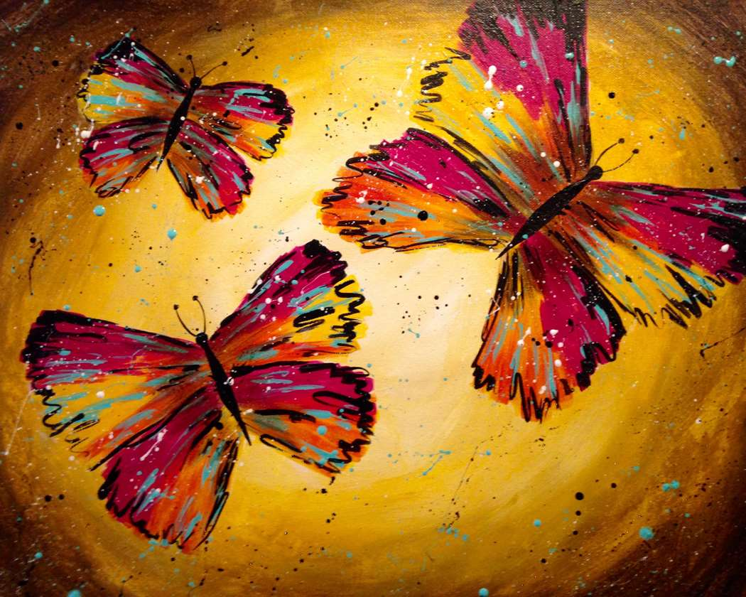 Dance of the Butterflies