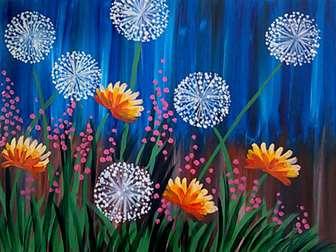 Dandelion Fields