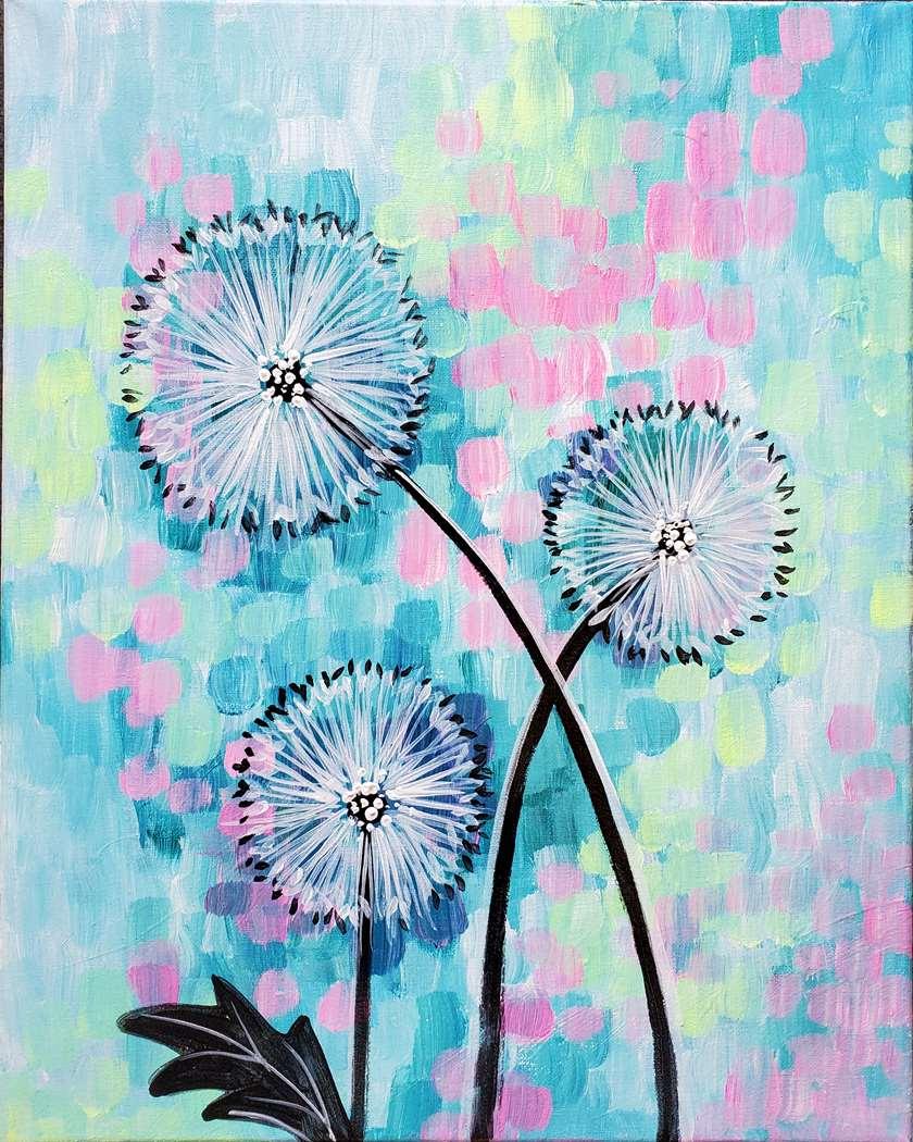 Dandelions in Mod