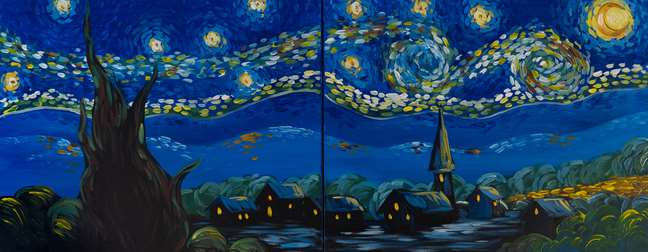 Date Night Starry Night