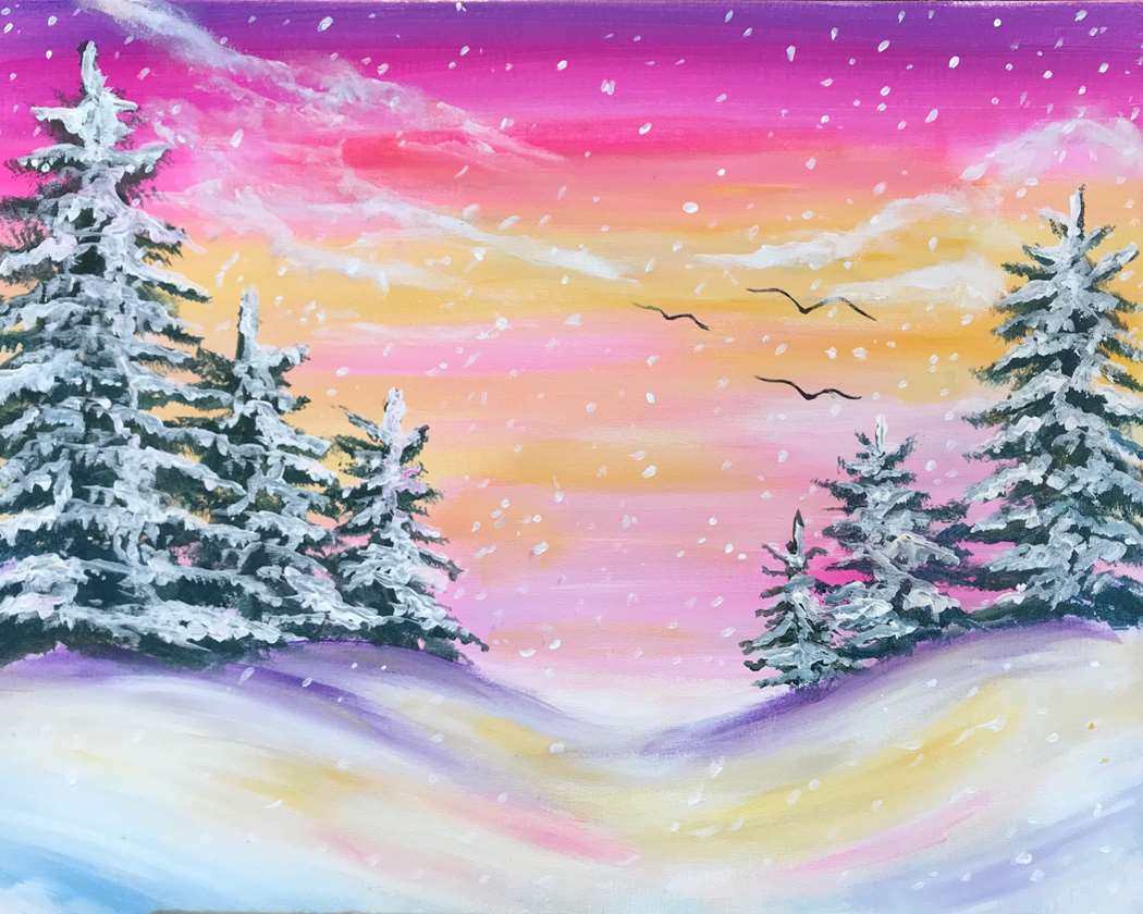 Dawn of Winter