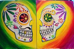 Day of the Dead (Date Night)