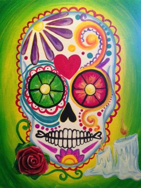 Day of the Dead - Thu, Oct 10 7PM at Boca Park