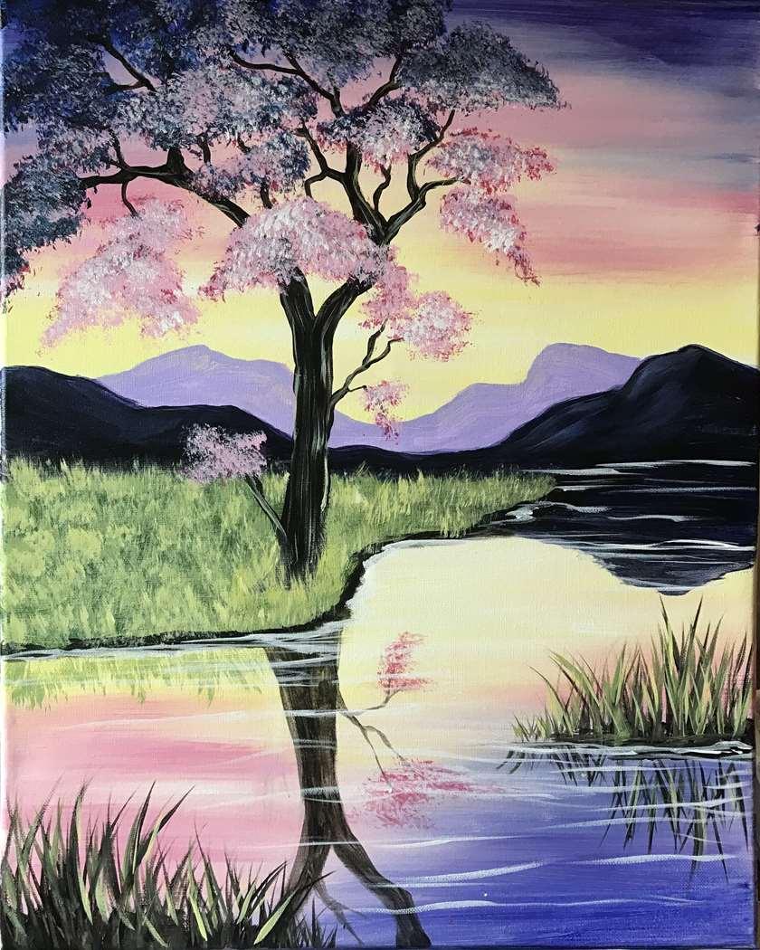 Daybreak Lake