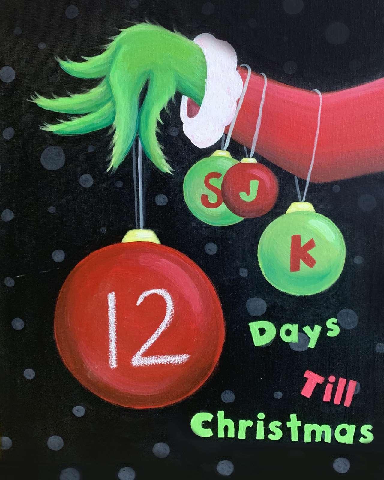 Days Till Christmas Tue Nov 24 7pm At Brandon