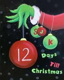 Days Till Christmas