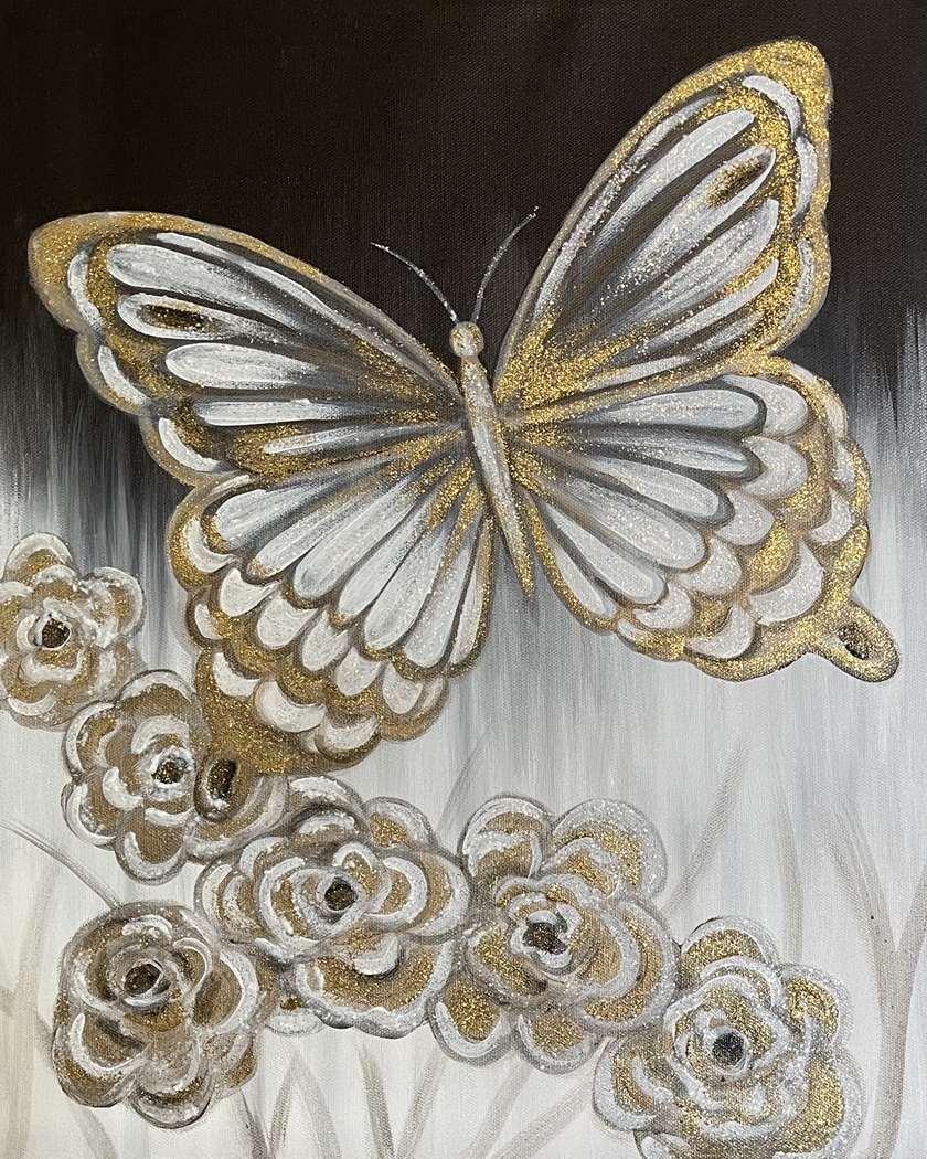 Dazzling Butterfly