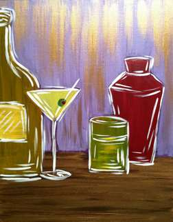 Deco Martini