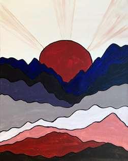 Desert Daybreak