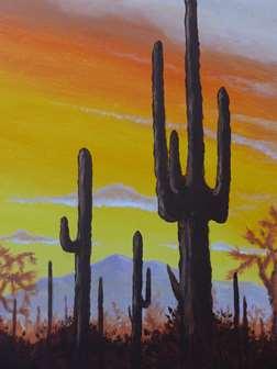 Desert Dayze