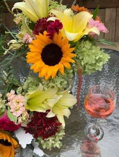 DIY Bouquet Class -- CLICK CLASS DETAILS TO BOOK - Signups close Oct 15th