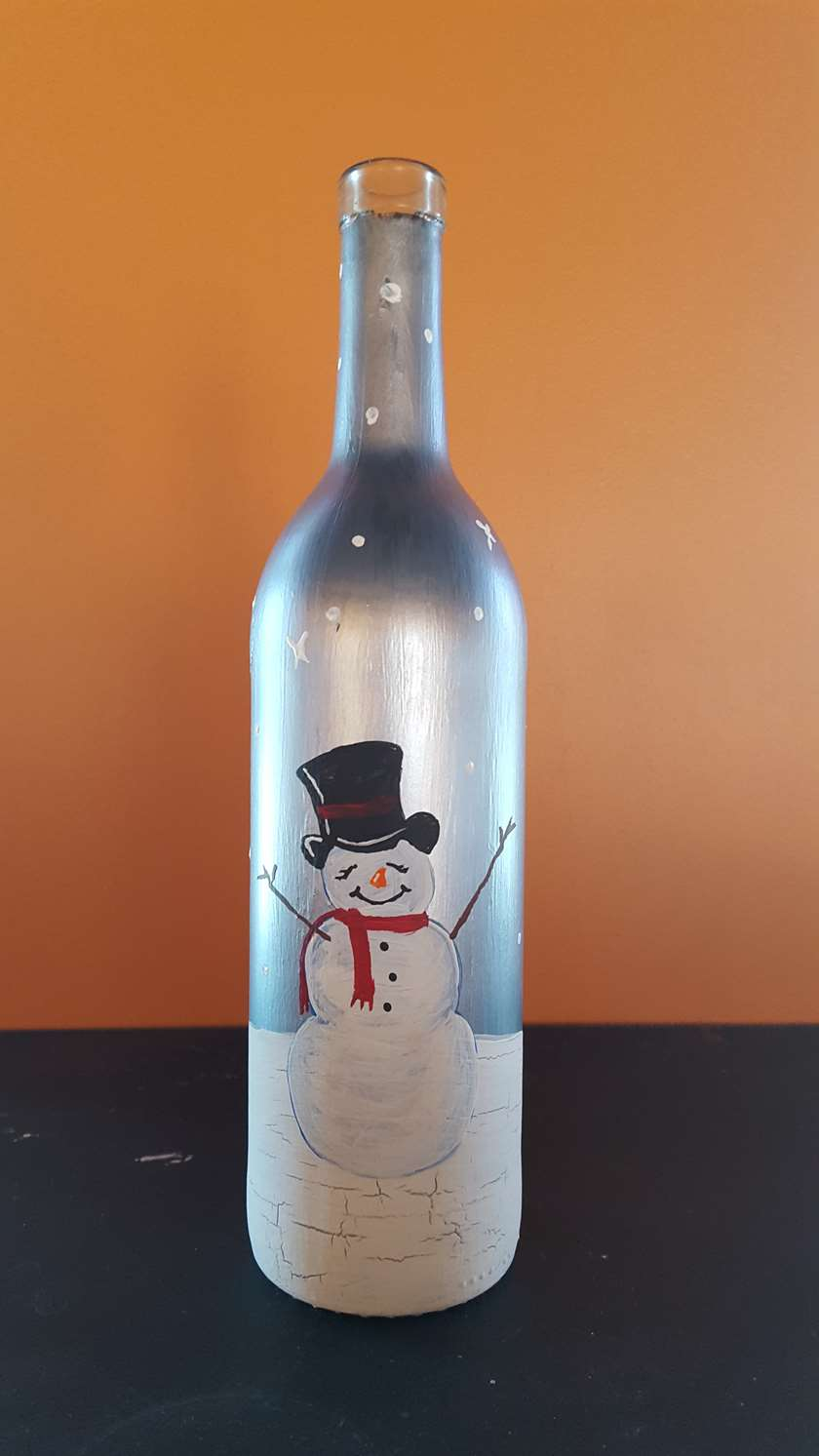 Bottle Up Its Snowing