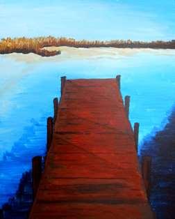 Docks at Dawn