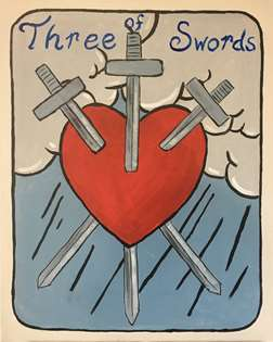 Dont'T Tarot My Heart Out