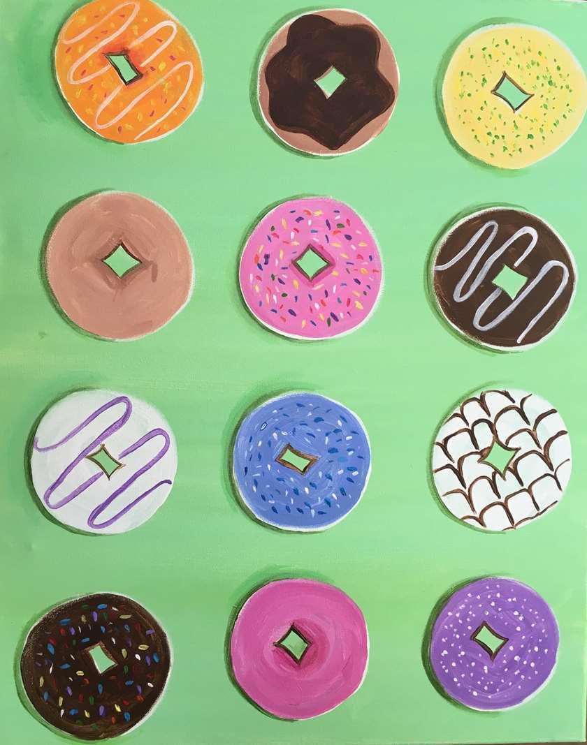 Donut Sunday