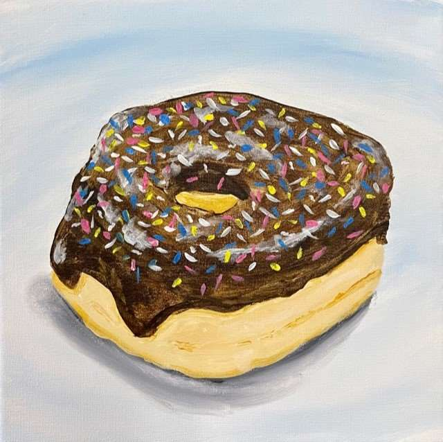 National Doughnut Day!!!   Class includes doughnuts and coffee or chocolate milk.