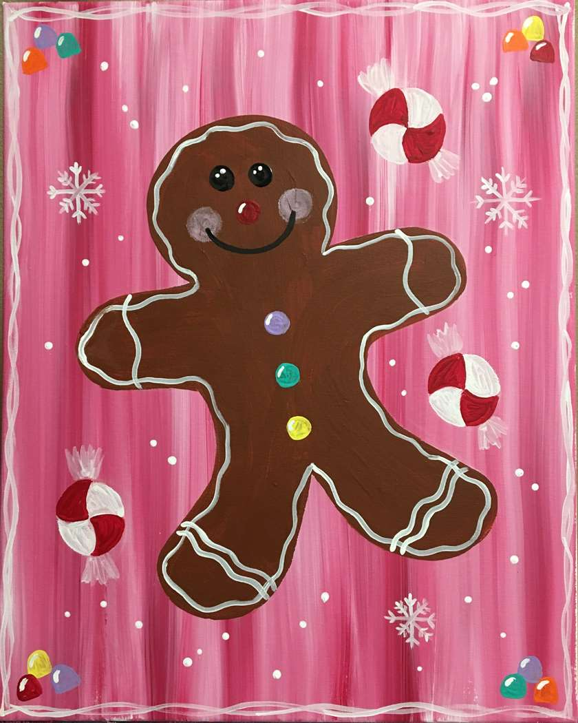 Dreaming of Gingerbread