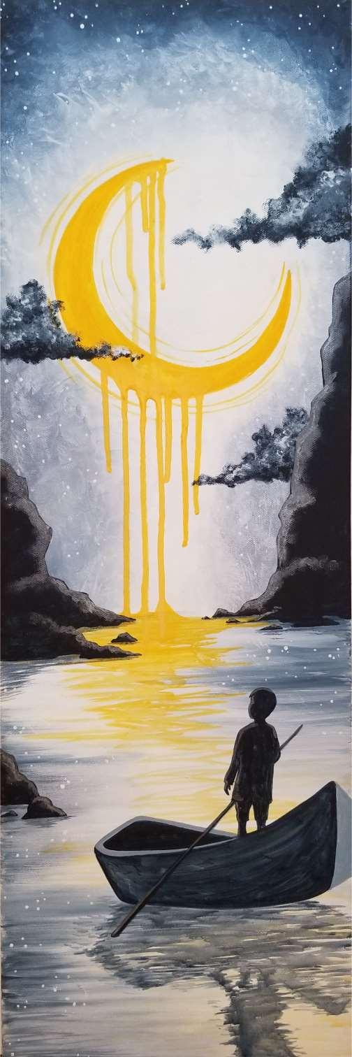Dreams Of Lunar Streams