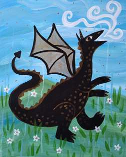 Drippy Dragon